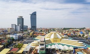 Campuchia khởi động chiến lược phát triển tài chính 10 năm