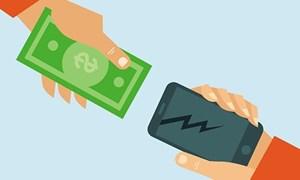 Xu hướng bán hàng qua ứng dụng thiết bị di động