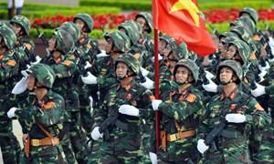 Hướng dẫn thực hiện mức lương cơ sở với sĩ quan, quân nhân quốc phòng