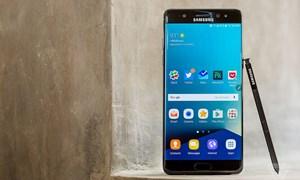 Samsung hồi sinh chiếc Galaxy Note 7 với một phiên bản đặc biệt