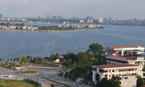 Bất động sản Hà Nội, phía Tây vẫn là tâm điểm