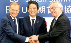 Thỏa thuận thương mại EU - Nhật Bản là thông điệp gửi tới Mỹ