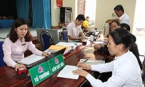 6 tháng đầu năm, Ngân hàng Chính sách Xã hội hoàn thành 71% kế hoạch