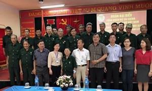 Công đoàn Bộ Tài chính và Công đoàn DATC: Thăm và tặng quà thương binh nặng tại Ninh Bình