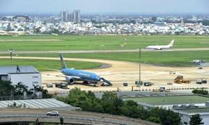 Nhộn nhịp phân lô bán nền, loạn giá đất quanh sân bay Long Thành