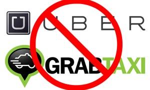 Dịch vụ đi chung xe của Grab, Uber sẽ bị cấm tại Hà Nội