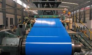 Hơn 35.000 tấn tôn mạ màu nhập khẩu được miễn áp thuế tự vệ