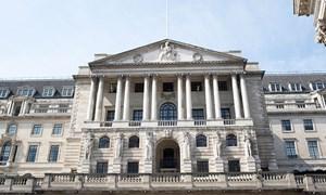 [Infographic] Cơ cấu nhân sự Ủy ban Chính sách Tiền tệ của Ngân hàng Anh