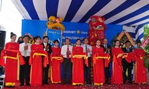 BAOVIET Bank khai trương chi nhánh đầu tiên tại Bình Định