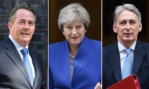 London đề xuất duy trì liên minh thuế quan với EU