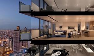 Giá thuê căn hộ cao cấp ở Sài Gòn giảm mạnh