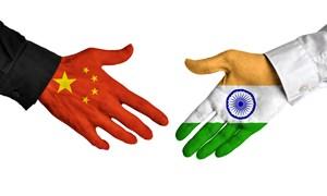 [Infographic] Quan hệ thương mại Trung - Ấn 10 năm qua