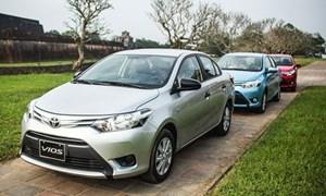 Toyota Việt Nam triệu hồi hơn 20.000 xe Vios, Yaris do lỗi túi khí