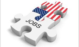 [Infographic] Mỹ: Thất nghiệp tháng 8 tăng nhẹ