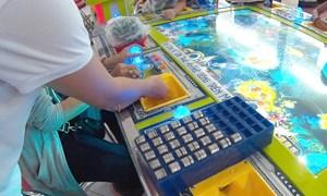 [Video] Ổ cờ bạc núp bóng game bắn cá trong trung tâm thương mại
