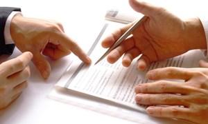 Điều kiện giải quyết tranh chấp thương mại bằng trọng tài