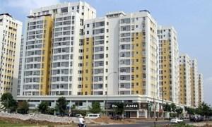 Tháng 9/2017: Giao dịch bất động sản giảm sâu