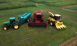 Thuế GTGT máy móc, thiết bị chuyên dùng trong nông nghiệp