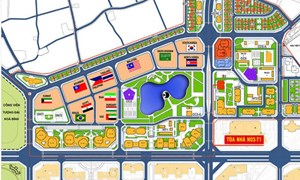 Lo ngại về quy hoạch mới của Khu đô thị Ngoại giao đoàn?
