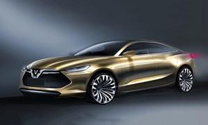 Các mẫu xe sedan concept của Vinfast