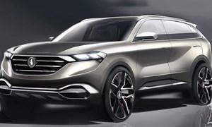 Các mẫu SUV concept của Vinfast