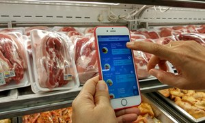 [Infographic] Truy xuất nguồn gốc trứng, thịt gia cầm bằng smartphone