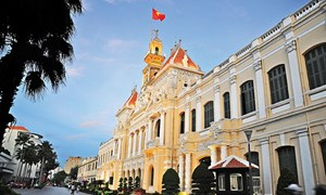 Kiến trúc Pháp với Sài Gòn xưa