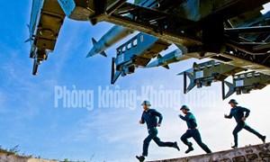 Chùm ảnh khó quên về Bộ đội Tên lửa Phòng không Việt Nam