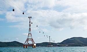 10 công trình cáp treo ấn tượng tại Việt Nam