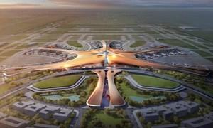 Sân bay lớn nhất thế giới sắp có mặt tại Trung Quốc