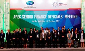 Chùm ảnh về Hội nghị quan chức tài chính cao cấp APEC