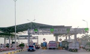 BOT Hà Nội – Bắc Giang triển khai thu phí không dừng