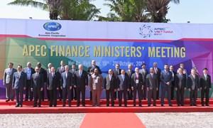 Chùm ảnh Khai mạc Hội nghị Bộ trưởng Tài chính APEC 2017