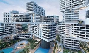 Chiêm ngưỡng chung cư đẹp nhất thế giới tại Singapore