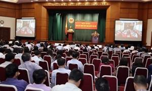 Đẩy mạnh học tập và làm theo tư tưởng, đạo đức, phong cách Hồ Chí Minh trong Đảng bộ Bộ Tài chính