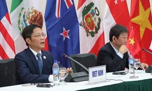 Số phận mới cho TPP
