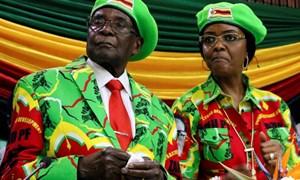 [Infographic] Những điều chưa biết về đệ nhất phu nhân tai tiếng của Zimbabwe
