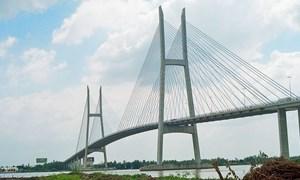 [Video] Hơn 5.000 tỷ đồng xây cầu Mỹ Thuận 2 trên sông Tiền