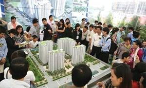 Chưa lo ngại khủng hoảng bất động sản