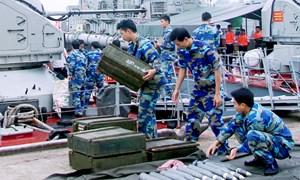[Infographic] Những vũ khí quân dụng trang bị cho công an, bộ đội theo luật mới