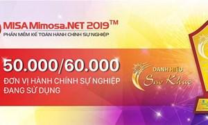 [Infographic] Những điểm ưu việt trên phần mềm MISA Mimosa.NET 2019