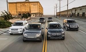 """Soi những """"siêu SUV"""" đắt nhất thế giới"""