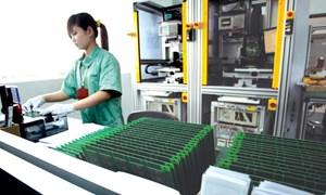 Động lực tăng trưởng từ khối doanh nghiệp FDI