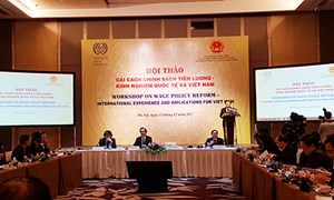 Cải cách chính sách tiền lương - Kinh nghiệm quốc tế và Việt Nam