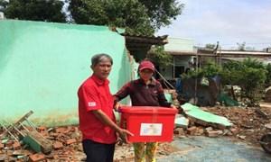 EU hỗ trợ 200.000 euro cho nạn nhân bão Damrey