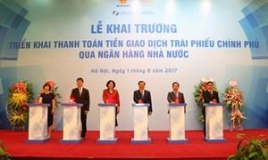 Trung tâm Lưu ký Chứng khoán Việt Nam: Thành công tiếp nối những thành công