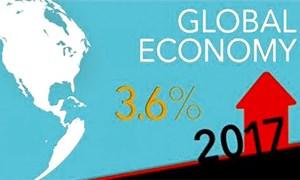 Kinh tế thế giới 2017: Những mảng màu tươi sáng