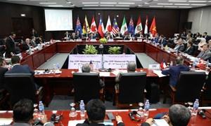 Nhật Bản mong muốn ký hiệp định CPTPP vào tháng 3/2018