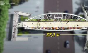 [Video] Khởi công cầu bộ hành trong công viên lớn nhất TP. Hồ Chí Minh