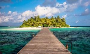 Resort biệt lập hơn 45.000 USD một đêm ở Maldives